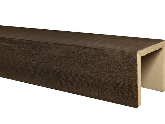 Resawn Faux Wood Beams BBEBM080060168AQ30NN