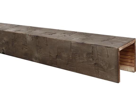 Traditional Hewn Wood Beams BABWB060060228CH30SNO