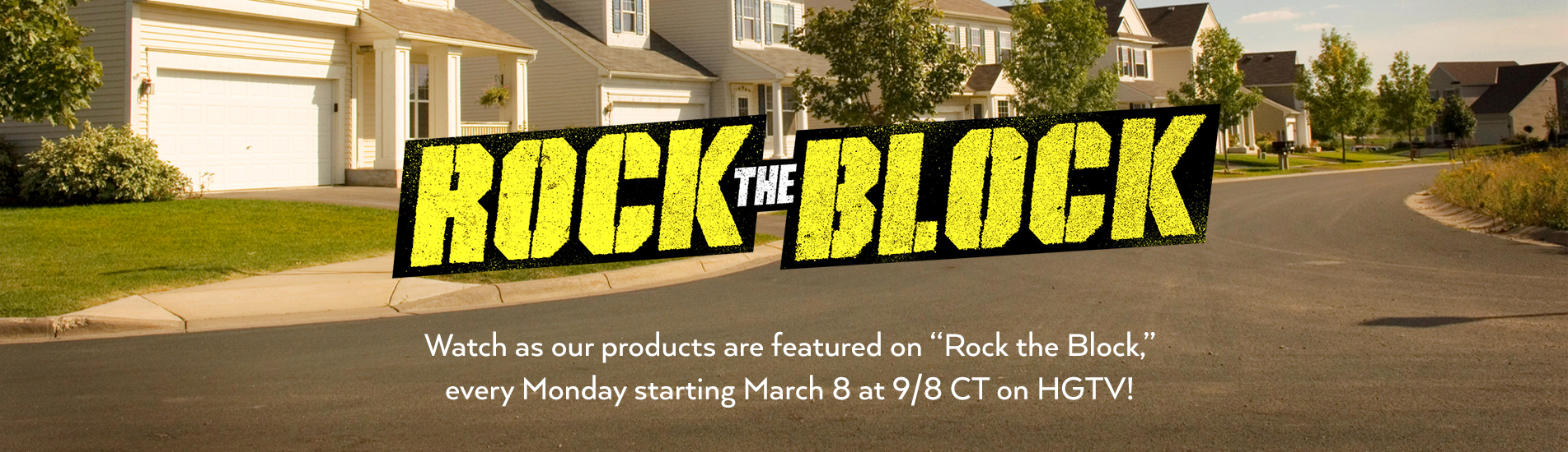 Rock the Block