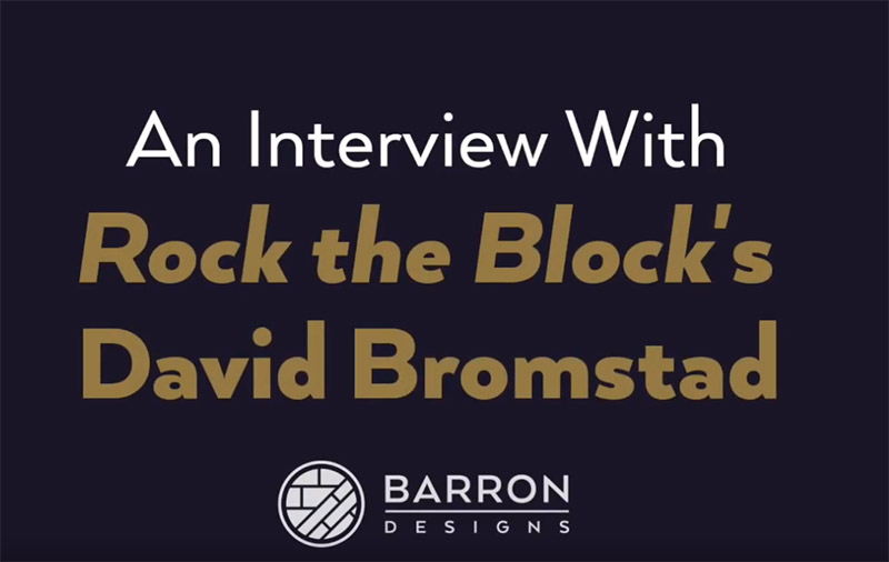 Interview with David Bromstad