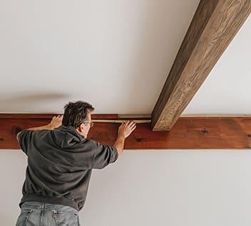 Building Professional measuring installation