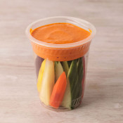 Vegetable Crudite Cups