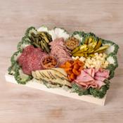 Artisan Cheese & Charcuterie Platter