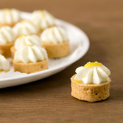 Bi-Rite Creamery Lemon Curd Tartlets