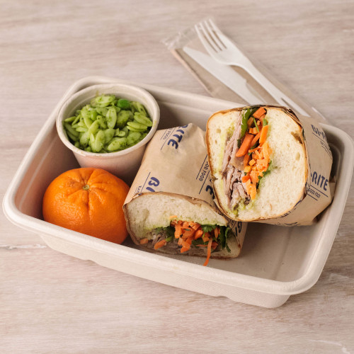 Banh Mi with Roasted Pork Boxed Lunch