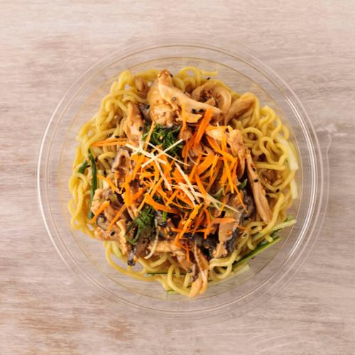 Sesame Chicken Ramen Noodle Bowl