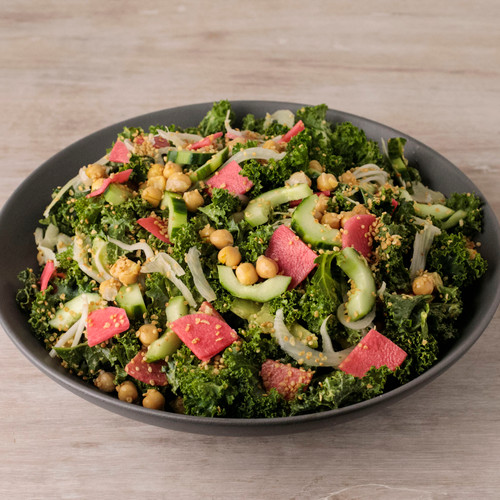 Green Goodness Kale Salad