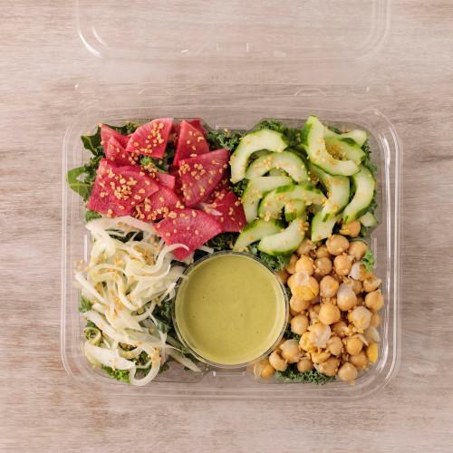 Green Goodness Kale Salad Box