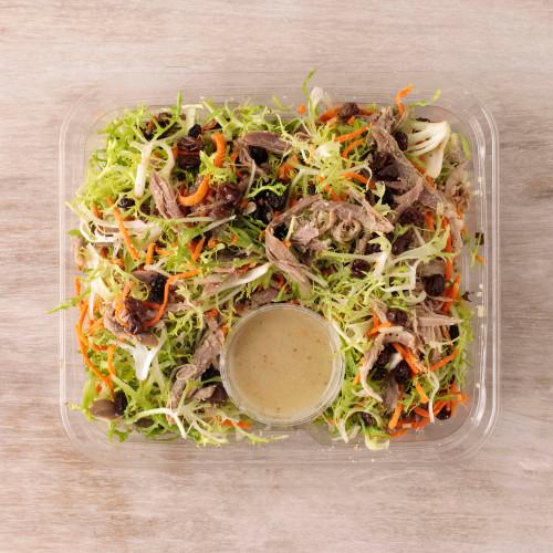 Duck Confit Frisee Salad Box