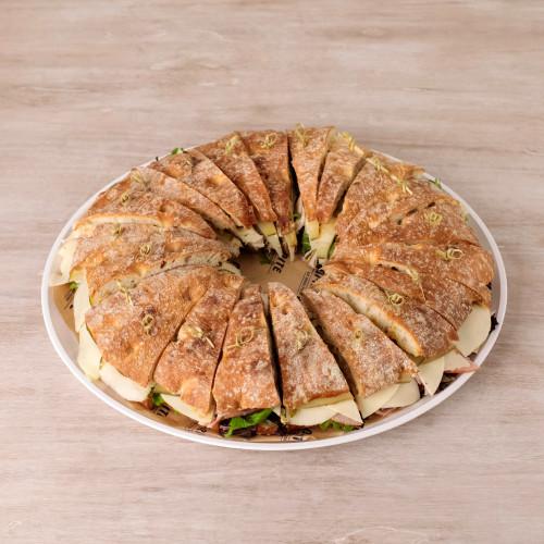 Combo Half Sandwich Platter