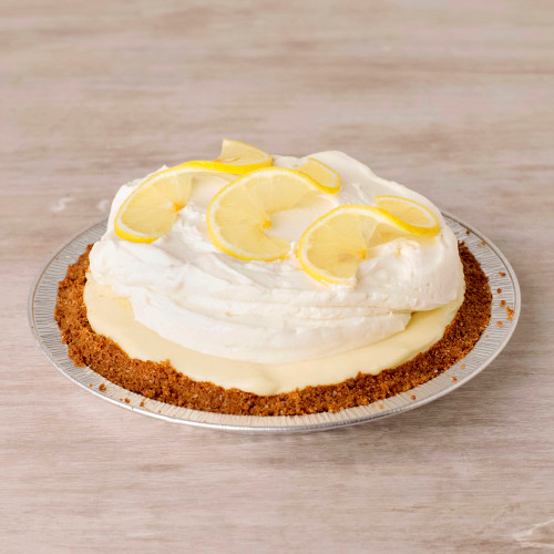 Bi-Rite Creamery Lemon Sour Cream Pie
