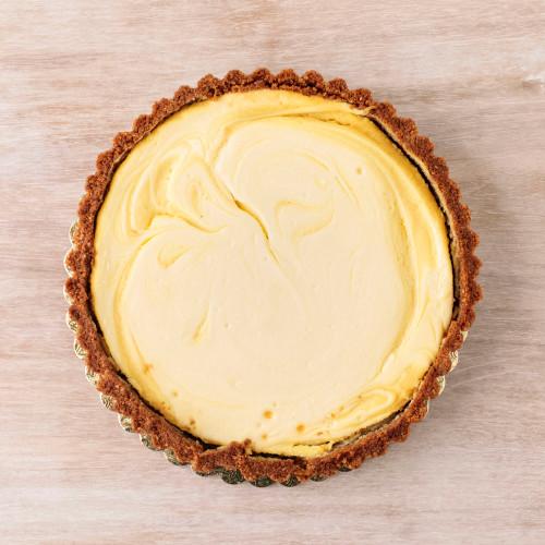 Bi-Rite Creamery  Orange Cheesecake