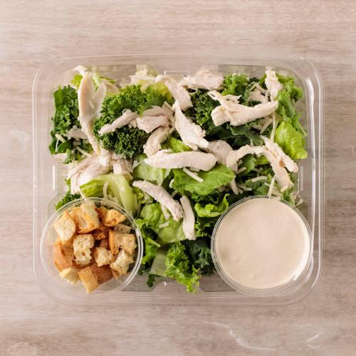 Kale Chicken Caesar Salad Box