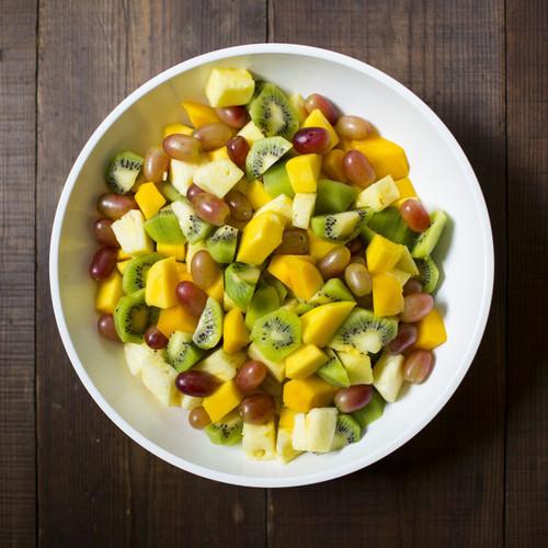 Fresh Peak of the Season Fruit Salad