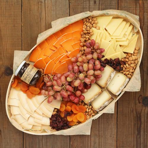 Cheesemonger's Choice Cheese Platter