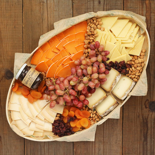 Cheesemonger's Choice Cheese Platter