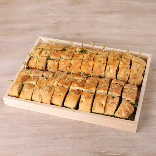 Combo Finger Sandwich Platter