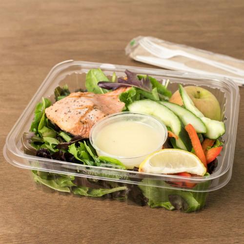 Roasted Salmon Salad Box