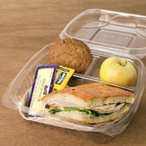 Turkey & Swiss Sandwich Boxed Lunch