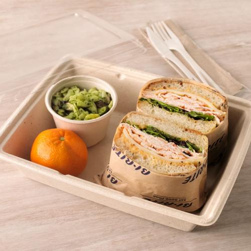 Achiote Chicken Sandwich Boxed Lunch