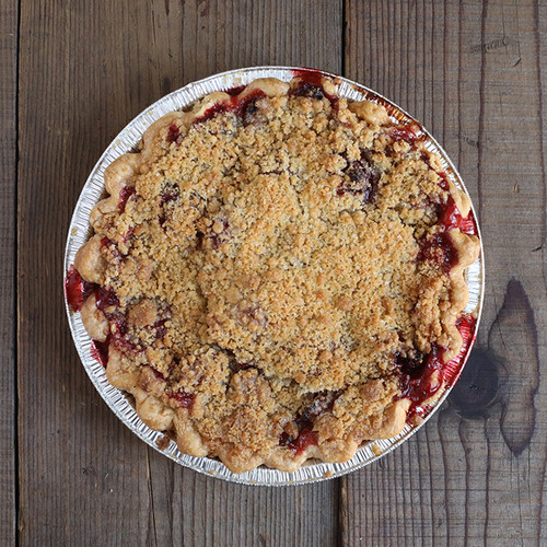 Bi-Rite Creamery Strawberry Rhubarb Pie