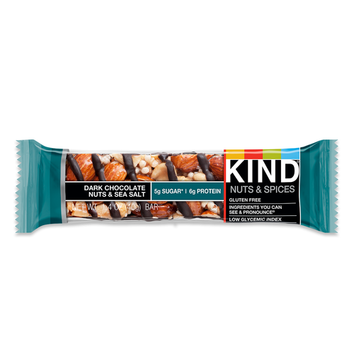 Kind Bar Dark Chocolate Nut & Sea Salt Bar