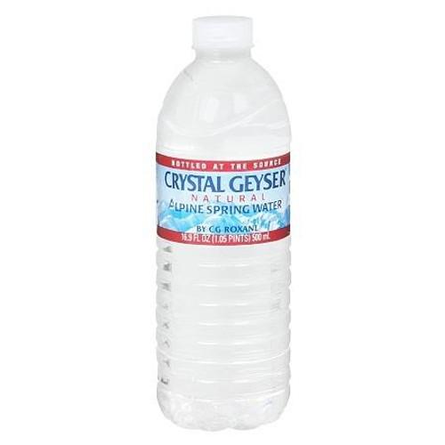 Crystal Geyser Still Water