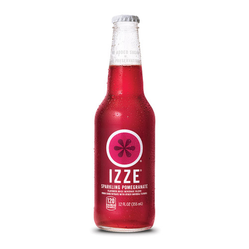 Izze Sparkling Pomegranate