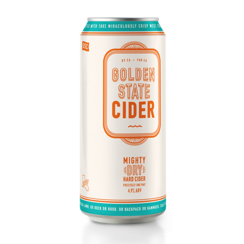 Golden State Cider Mighty Dry