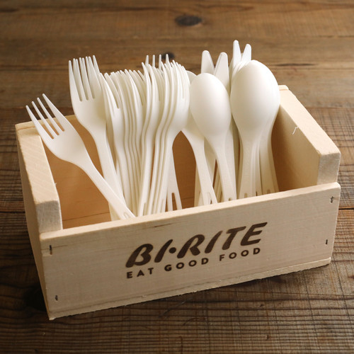 Compostable Spoons (5-pack)