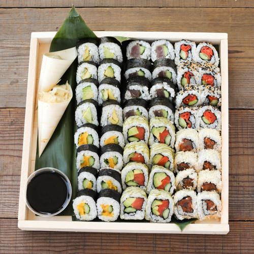 Small Sushi Roll Platter