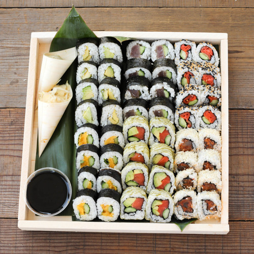 Small Sushi Roll Platter