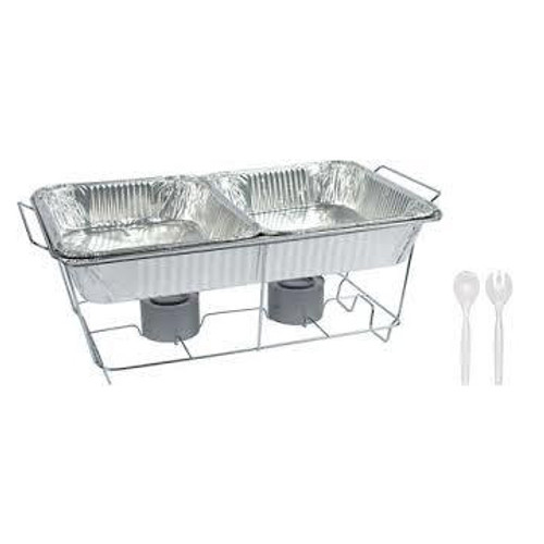 Disposable Chafing Dish Kit