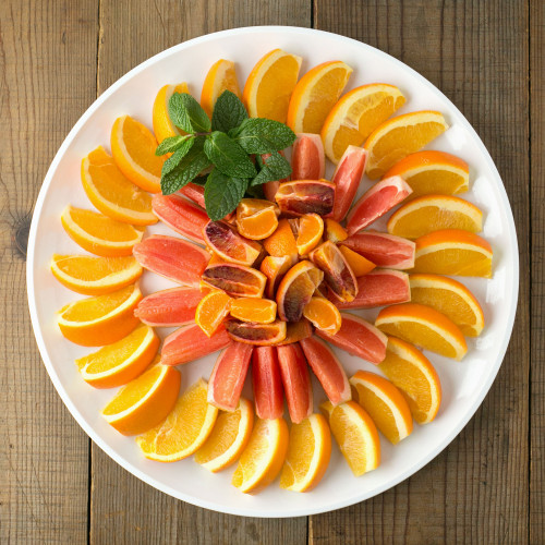 Seasonal Citrus Platter