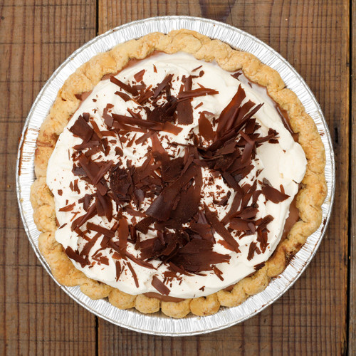 Bi-Rite Creamery Chocolate Bourbon Cream Pie