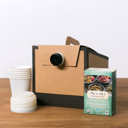 Numi Tea To-Go Box