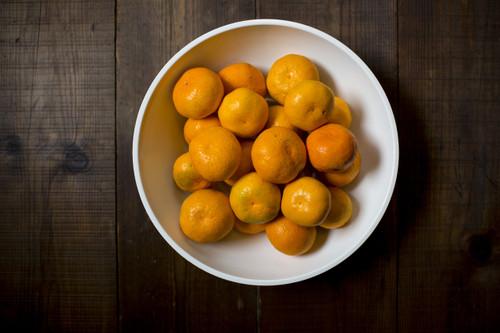 Bowl of Mandarins