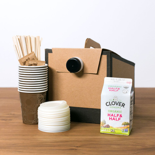 Decaf Coffee To-Go Box, Serves 12