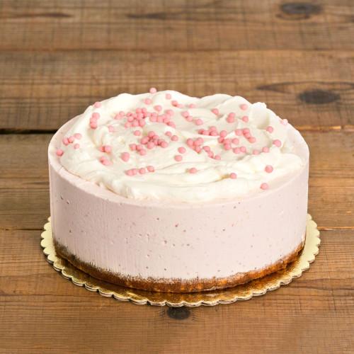 Bi-Rite Creamery Balsamic Strawberry Ice Cream Cake