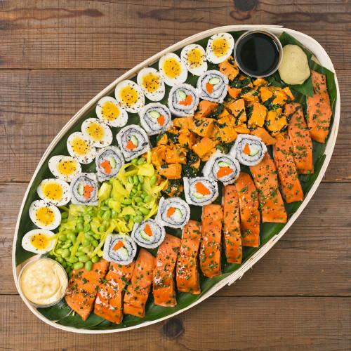 Japanese Bento Platter