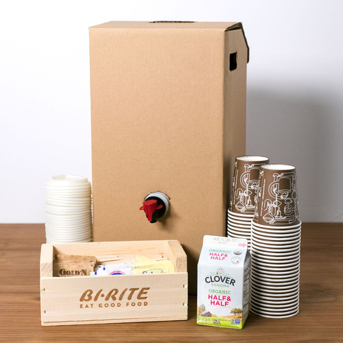 Sightglass Coffee Decaf To-Go Box, 48 servings