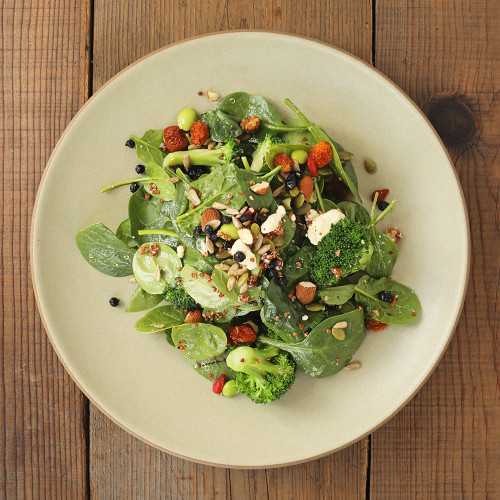 Spinach and Quinoa Superfood Side Salad
