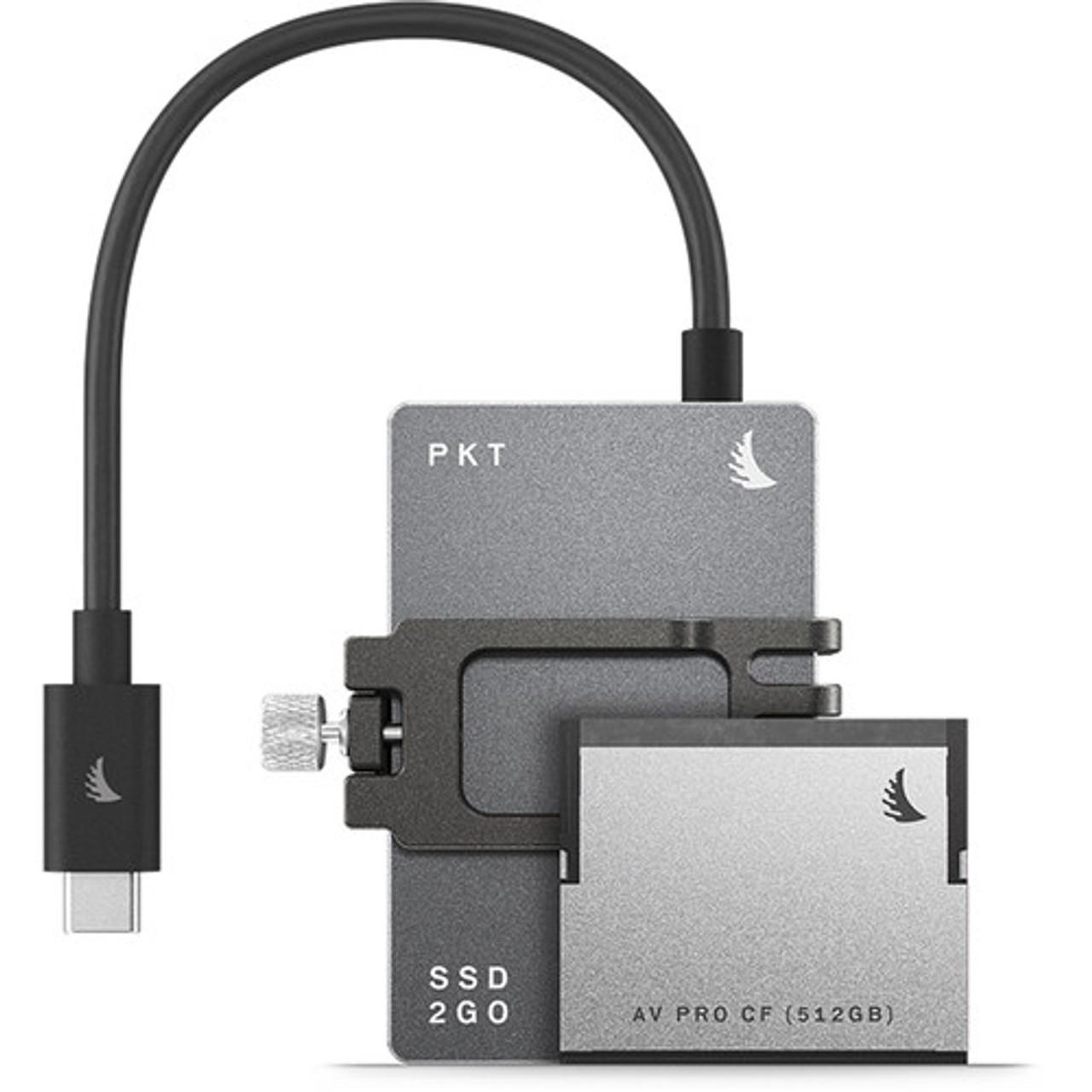 Angelbird 1 512tb Match Pack For Blackmagic Mp Pcc6k 1tbpk512c