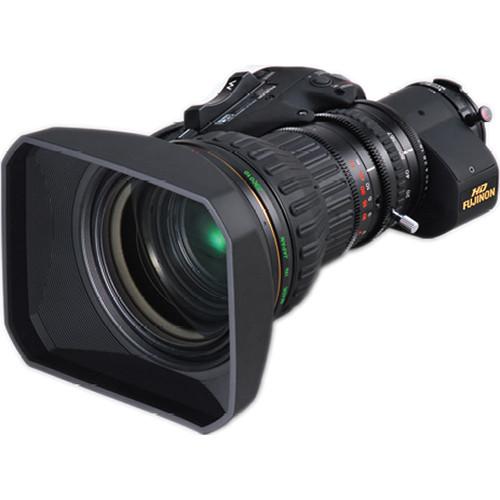 Fujinon ZA22x7.6BRD-S6 with Servo for Focus and Zoom