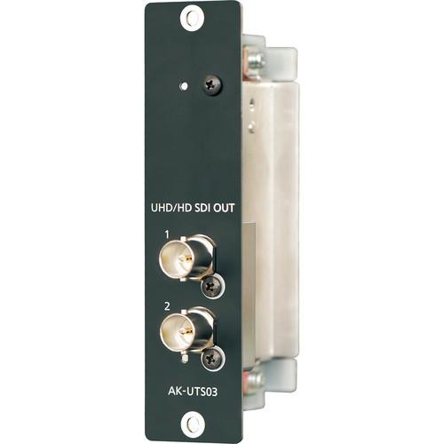 Panasonic 3G TICO UHD Output Board for AK-UB300 Camera