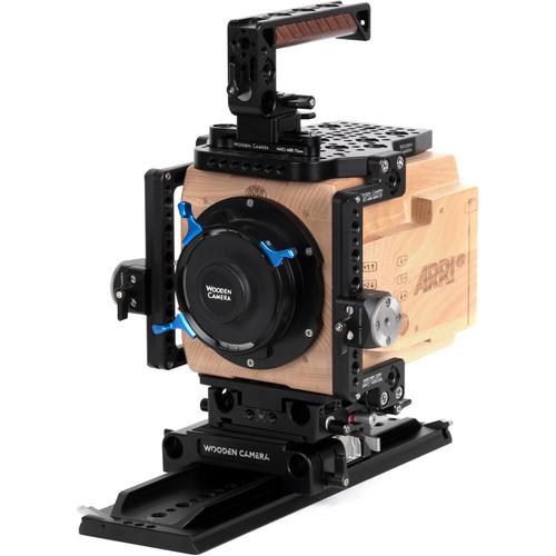 Wooden Camera Quick Release Bridgeplate (15mm Studio)