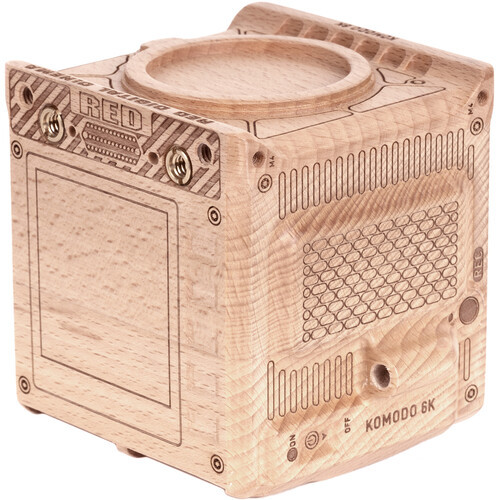 Wooden Camera Wood RED KOMODO Replica