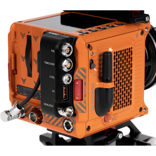Wooden Camera B-Box for RED KOMODO
