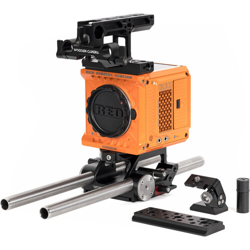 Wooden Camera Advanced Accessory Kit for RED KOMODO
