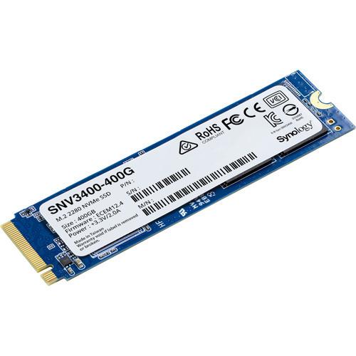 Synology 400GB SNV3400 NVMe M.2 2280 SSD